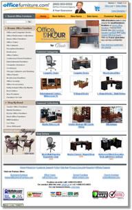 Office Furniture Landing Page