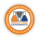 Marketing Experiments Landing Page Optimization