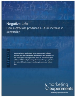 Negative Lifts