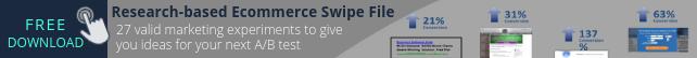 Ecommerce Swipe file