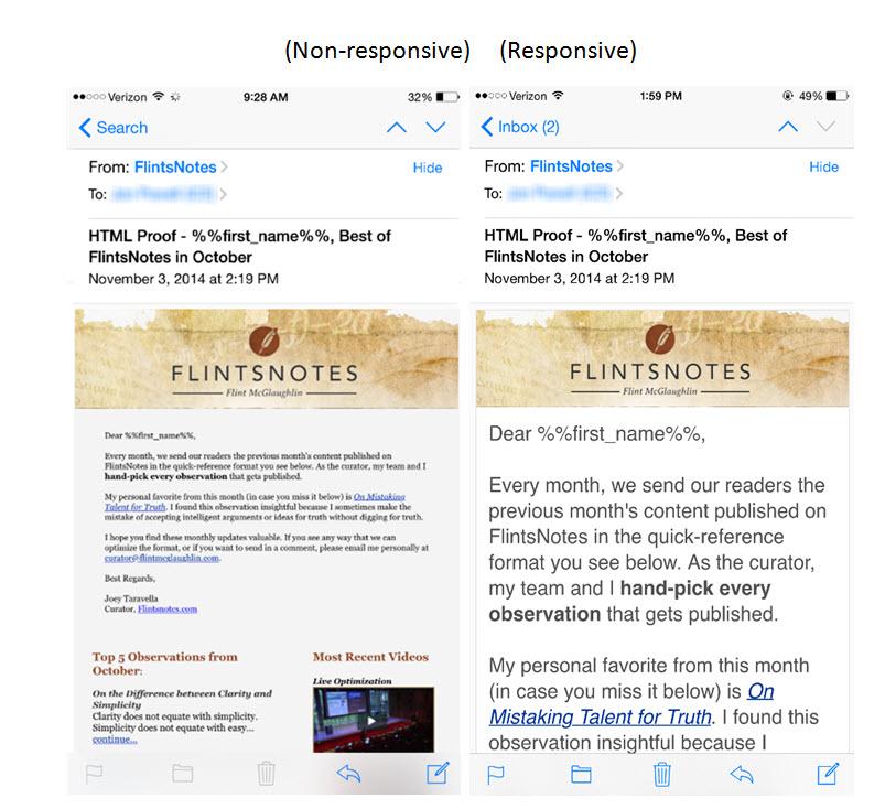 Flints Notes