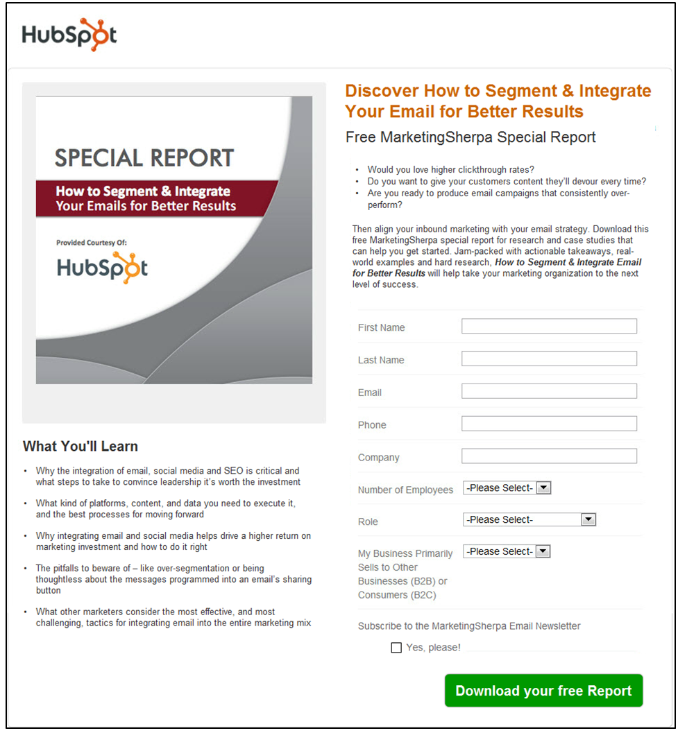 landing page optimization case study Landing page optimization study: improve conversions on lead generation campaigns 1 landing page optimization study improve conversions on lead generation campaigns.