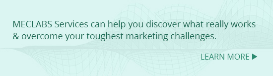 MECLABS Services can help you discover what really works and overcome your toughest marketing challenges