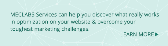 MECLABS Services can help you discover what really works in optimization on your website & overcome your toughest marketing challenges.
