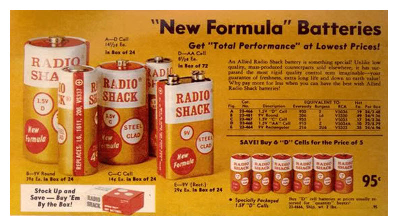 Value Prop: How Radio Shack lost its way by losing sight of its