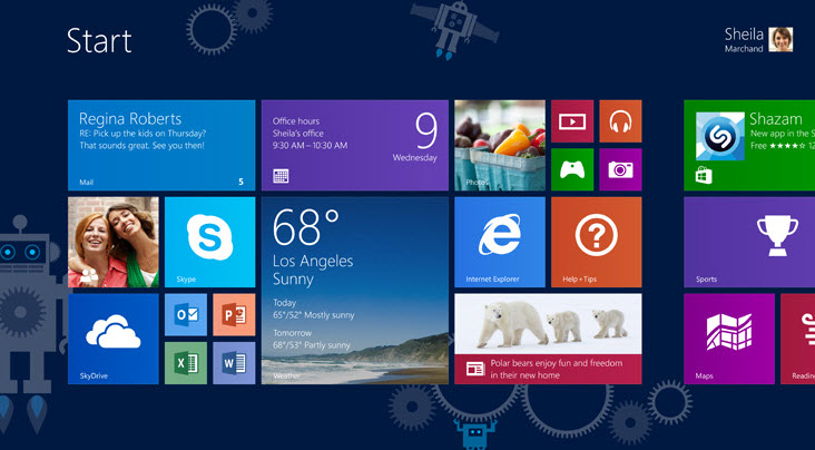 Prominence Design And Layout Lessons From Windows 8 Marketingexperiments