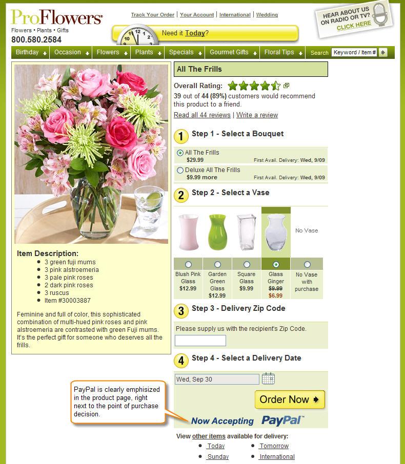 Flower Delivery Online India S No 1 Florist Ferns N Petals